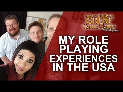 Great GM - Stories of epic roleplaying in the USA - GMTips