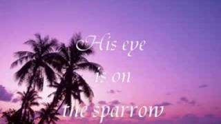 Tanya Blount and Lauryn Hill- His eye on the sparrow