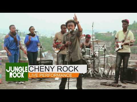 Cheny Rock & The Jungle Rockers - Kaboom Live