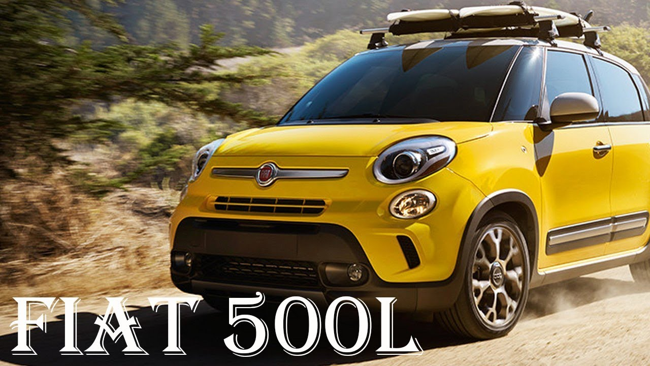 fiat 500l 2017 trekking reviews interior engine exhaust specs review auto highlights. Black Bedroom Furniture Sets. Home Design Ideas