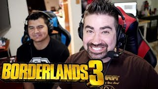 Borderlands 3 Angry Trailer Reaction!