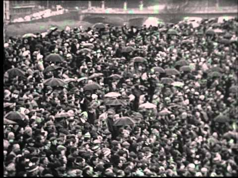 wales anthem arms parck cardiff 1968 hymne gallois