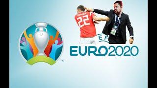 EURO за сборную РОССИИ 2 часть PES 2020