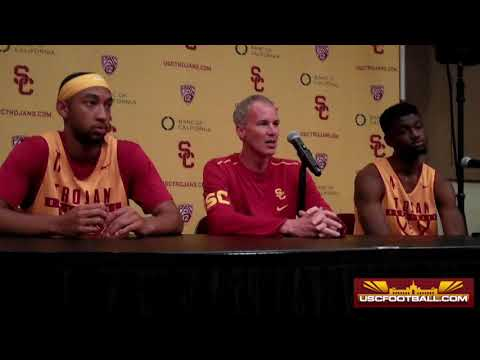 """Andy Enfield & players """"address"""" Tony Bland scandal"""