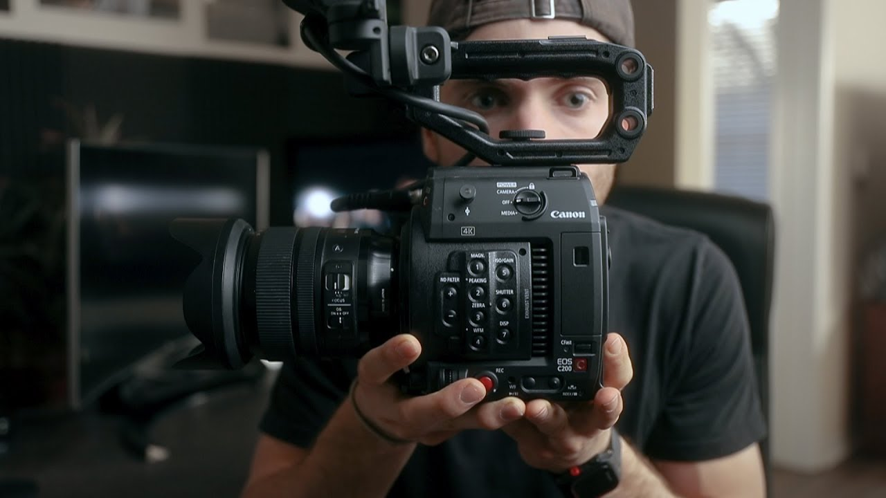10 Reasons to Choose Canon C200 for Your Next Project | 4K Shooters