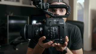 Canon C200 Raw noise levels - Should you shoot 1-2 stops