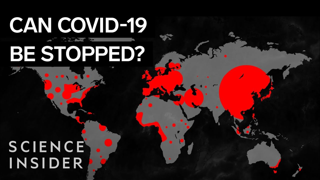 Why The 2019 Novel Coronavirus Is So Hard To Stop