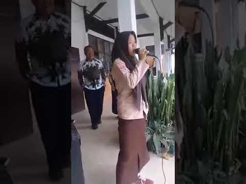 Wajah Kekasih - Siti Nurhaliza Cover by siswi SMKN 4 ENREKANG