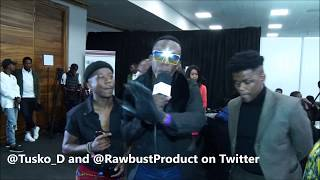 Black Motion on wining SAMA 23 award coming from the hood. (ft RawBust Production).