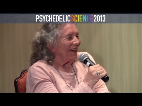 "Ann Shulgin Q&A Session: ""Understanding the Shadow"""
