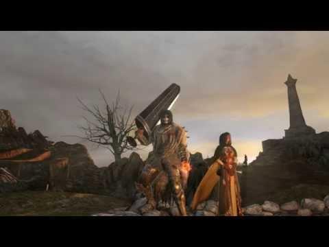 Dark Souls 2 - Секретный сундук в Маджуле 22 Июля 2014