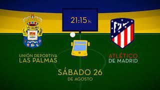 Guaguas activa su dispositivo 'Fútbol' para el estreno en casa de la UD Las Palmas