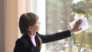 Борисовские дети   за чистоту в городе 13 10 15