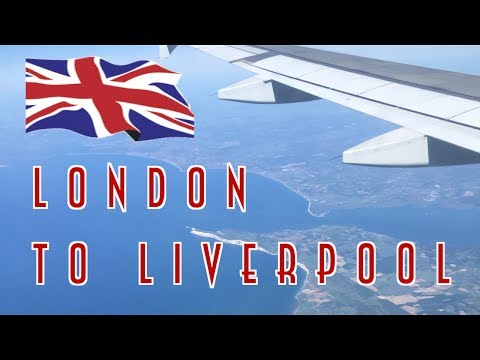 Journey to the Isle of Man | EP 01 London to Liverpool