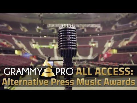 GRAMMY Pro All Access: Alternative Press Music Awards
