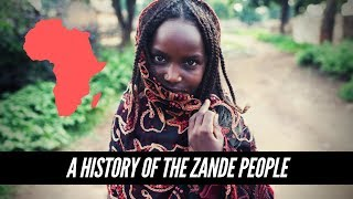 A History Of The Zande People