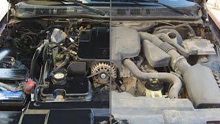 تنظيف وتلميع منطقة محرك السيارة بالكامل بسهولة بدون ضرر