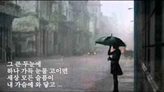 가슴앓이-지영선 Remake 2001년/조정민