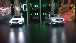 IAA Frankfurt 2015 - Mercedes-Benz GLE 63 AMG, GLE coupe 63 AMG, G 63 AMG