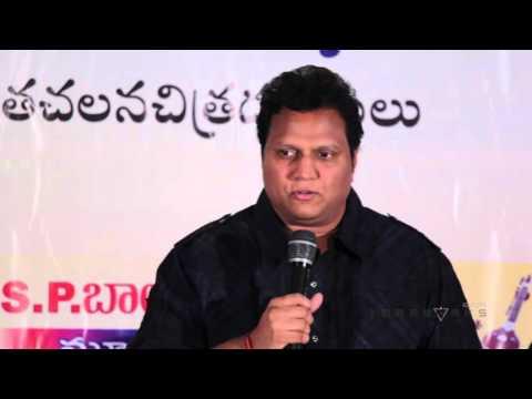 Mani Sharma Speech about Gunasekhar - Gunasekhar Hounoured With KV Reddy Memorial Award