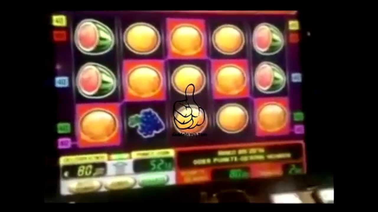 Sizzling Hot Fruit Machine