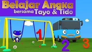 TAYO TIDO Lagu Anak BELAJAR ANGKA BERHITUNG - Lagu Anak TERBARU
