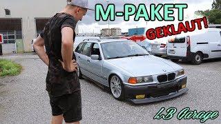 LB Garage | Tschüss Restgewinde + geklautes M-Paket!