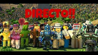 ROBLOX DIRECT WITH LUNABOONA AND TRON165!!!!!