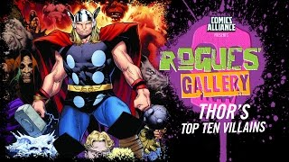 10 Best Thor Villains - Rogues