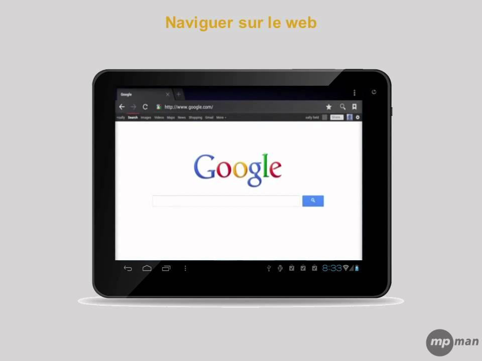 google play store pour tablette mpman