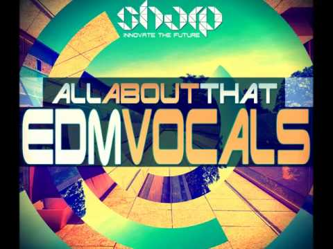 Voice samples for EDM - Shouts, Phrases, Sentences and Singing ...