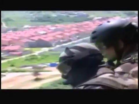 Le Groupement des Commandos Parachutistes (GCP)