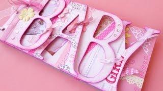 Album Baby Girl - Album bimba