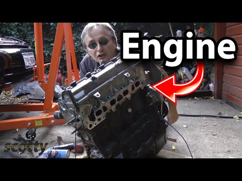 How To Replace An Engine
