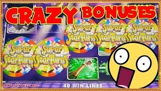 🤭 DID I GAMBLE TOO MUCH? CRAZY BONUSES in this EPIC COMPILATION! 🤠