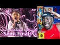 """Angelica Hale Phenomenal """"Without You"""" Semi Finals America's Got Talent 2017 REACTION"""