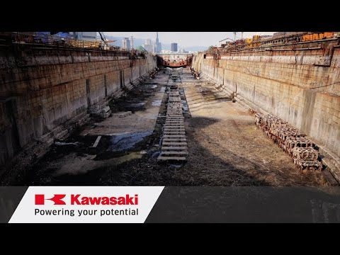 Kawasaki: Story of First Dock Construction Project