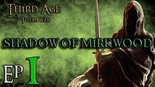 (1) Third Age Total War 3.2 Divide and Conquer: Shadow of Mirkwood: Elf Execution