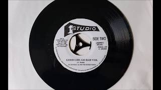 Jo Jo Mac and Sound Demension - Good Girl Go Bad (Version) Studio 1