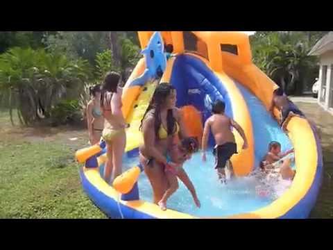 Banzai Sidewinder Falls 2009 Version - It's Totally Fun!