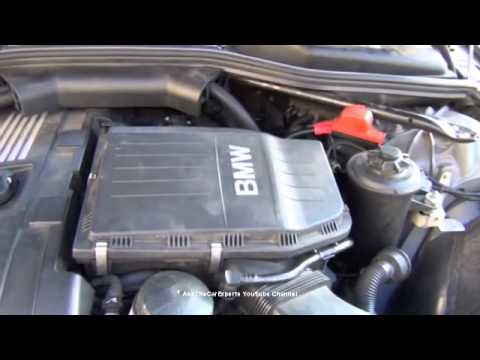 Bmw 5 Series E60 N54 Engine Walk Around Youtube