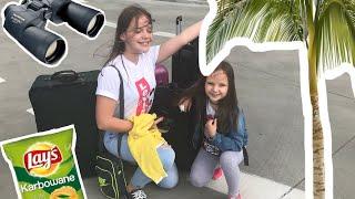 Moja walizka i torba podręczna na wakacje 🏝❤️