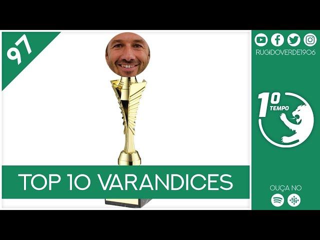 🎙️ Primeiro Tempo Ep 97 - Top 10 Varandices