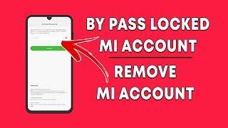 FIX Mi Activate This Device | ByPass Mi Account Activation | Remove MI Account