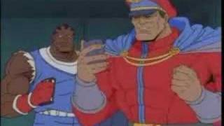M. Bison With Electronic Sounds