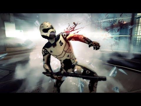 Syndicate Gameplay: Cyberpunk Shooter