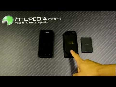 HTC Droid Incredible 4G LTE Extended Battery & Door Kit