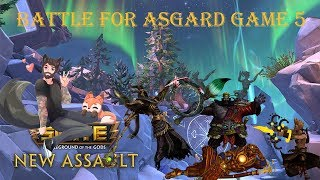 Battle for Asgard - Game 5
