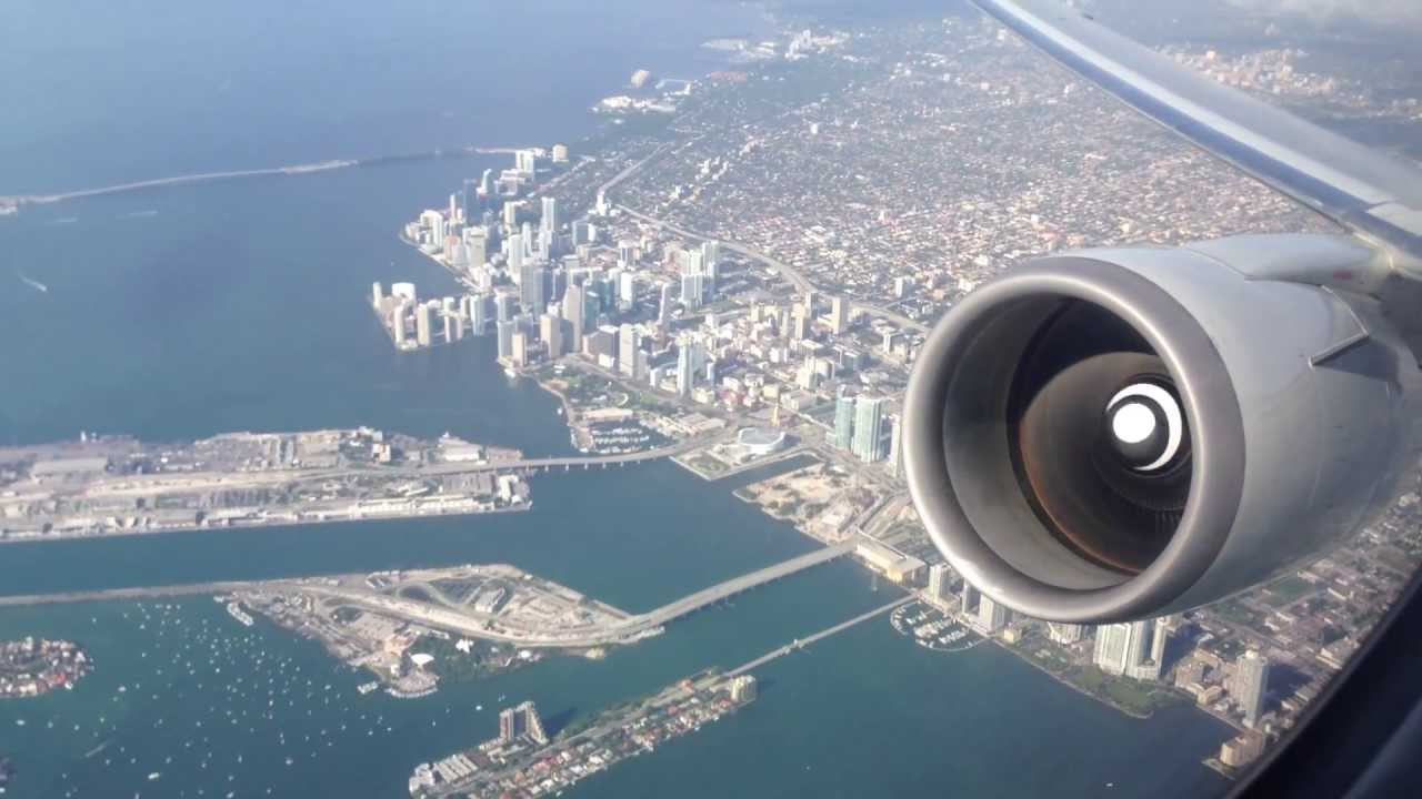 Aa490 Mia Jfk American Airlines Miami To New York First