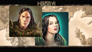 Might&Magic Heroes VI - Reveal Faction - Sanctuary [EUROPE]